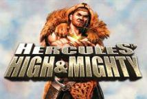 Hercules High and Mighty - играть онлайн | GMSlots Casino - без регистрации